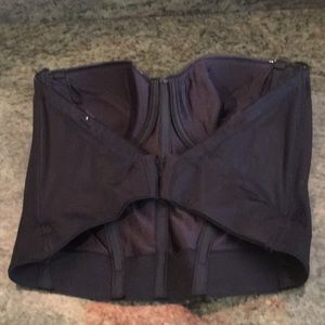 Victoria's Secret Intimates & Sleepwear - Victoria's Secret 34D black strapless bra corset